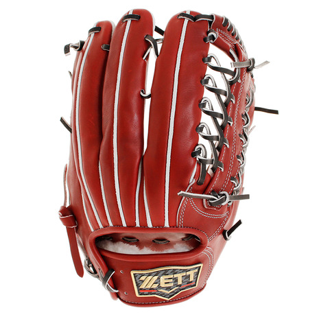 ゼット(ZETT) 野球 硬式 グラブ プロステイタス プレミアム 外野手用 収納袋付 BPROGP8-4000 (Men's)