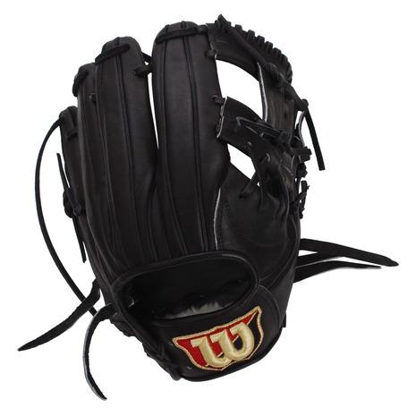 ウイルソン(WILLSON) 野球 軟式 グラブ BasicLab DUAL D6H 内野手用 WTARBRD6H90 (Men's)