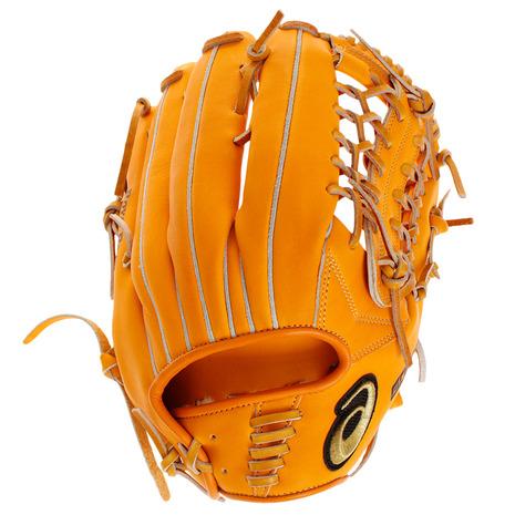 アシックス(ASICS) 野球 軟式 グラブ ロイヤルロード 外野手用 3121A339.802.LH