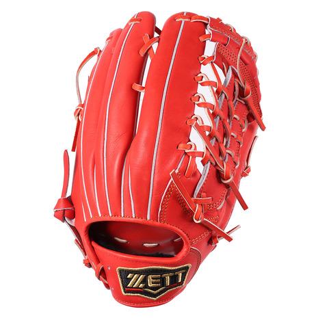 ゼット(ZETT) 野球 軟式 グラブ プロステイタス 外野手用 BRGB30017-5800 付属品:B (Men's)