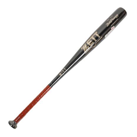 ゼット(ZETT) 硬式用金属製バット ゼットパワー2nd 84cm/900g以上 BAT1854A-1900 (Men's)