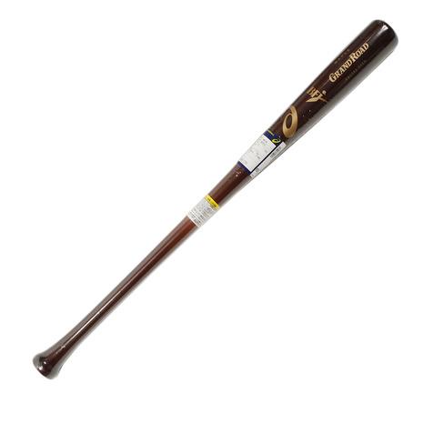 アシックス(ASICS) 硬式用木製バットグランドロード 84cm/900g平均 BB2052.15.S84 (Men's)