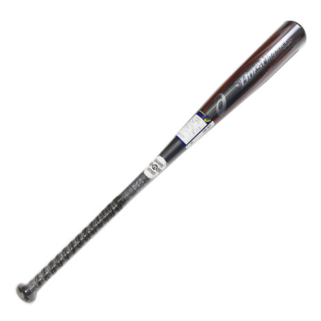 アシックス(ASICS) 軟式金属製バット バーストインパクト EX 84cm/平均740g BB4035.9026.S84 (Men's)
