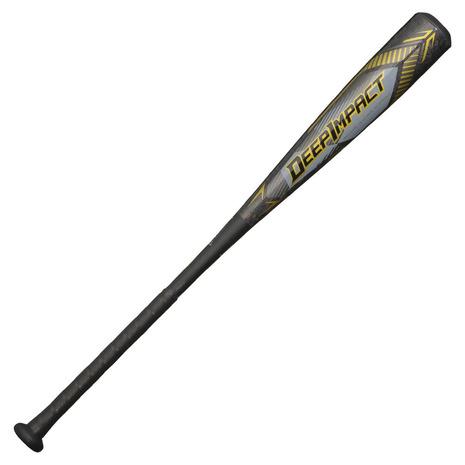 ミズノ(MIZUNO) 野球 軟式 バット ディープインパクト(FRP製/84cm/平均700g) 1CJFR10784 09 付属品:A (Men's)