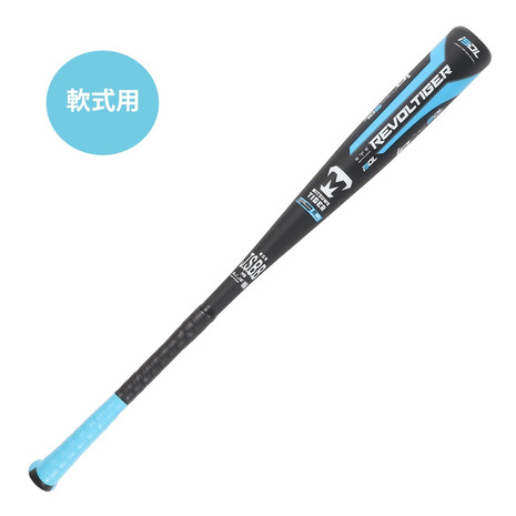 美津和タイガー mitsuwa-tiger 5%OFF 訳あり 軟式用バット iotaHWS-D メンズ 平均740g RBRPUHSD85-210 85cm
