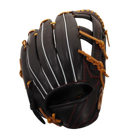 アシックス(ASICS) 少年野球 軟式 グラブ プロフェッショナル 3124A087.002.LH (Jr)