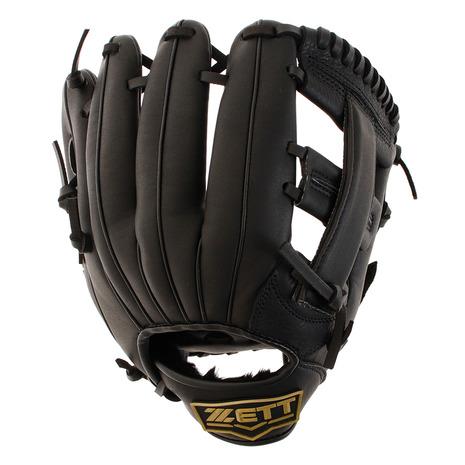 ゼット ZETT 野球 軟式 少年 奉呈 アクロキャッチ キッズ オールラウンド用 BJGB77020-1900 ジュニア 野球グローブ 価格 交渉 送料無料
