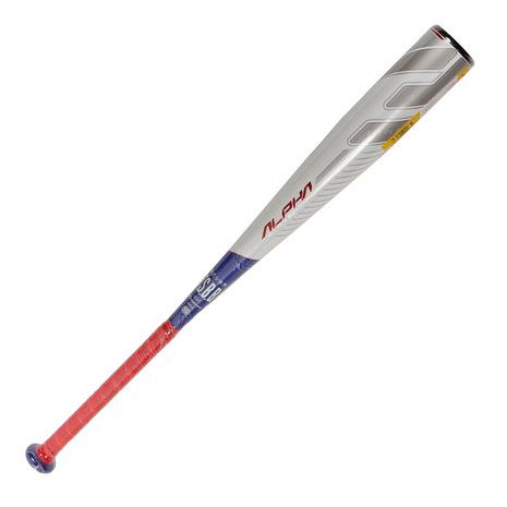 イーストン(EASTON) 少年野球 軟式 バット Alpha 76cm/平均500g NY20ALSB-76 (Jr)