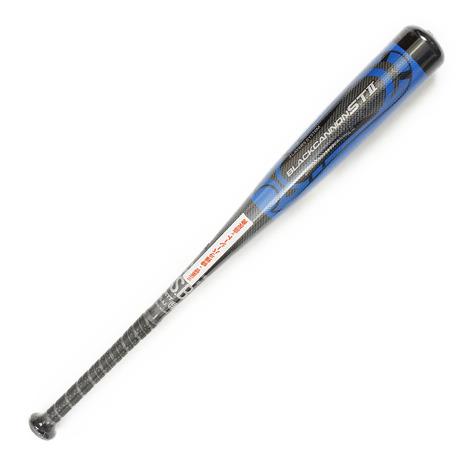 ゼット(ZETT) 少年軟式用バット ブラックキャノンST 76cm/平均550g BCT71876-1900 (Jr)