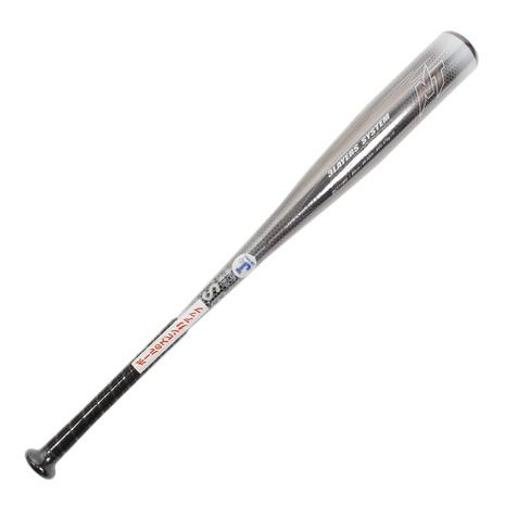 ゼット(ZETT) 少年軟式用バット ブラックキャノンNT 80cm/570g BCT71980-1900 (Jr)