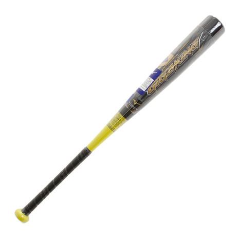 ミズノ(MIZUNO) ジュニア 少年野球 軟式 用FRP製バット ビヨンドマックスギガキング 78cm/平均590g LP 1CJBY13778 0940 付属品:A (Jr)