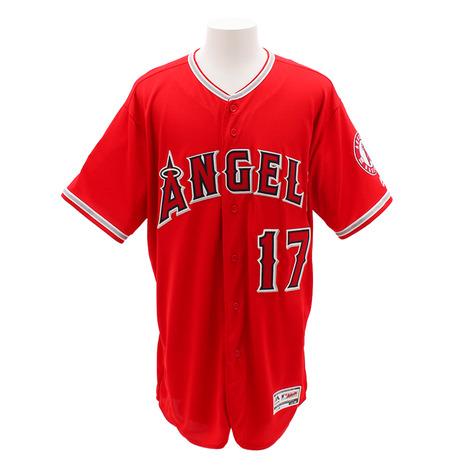 MJ・MLB ロサンゼルス エンゼルス 大谷翔平レプリカユニフォーム 7300-ANA3-AN9-17 (Men's)
