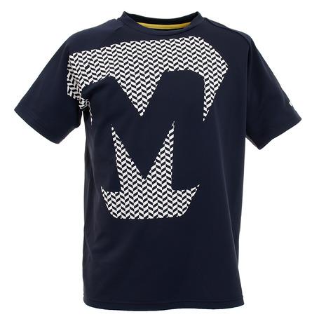 休日 毎週更新 美津和タイガー mitsuwa-tiger Tシャツ メンズ ビッグロゴ 半袖Tシャツ ウェア 一般 スポーツ MT7HSA50-048 野球