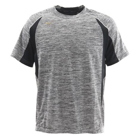 スーパースポーツゼビオ市場店 年末年始大決算 ミズノ 野球ウエア Tシャツ レギュラーTシャツ MIZUNO 多少の傷汚れありの為大奉仕 Tシャツ 半袖Tシャツ メンズ 新色 野球 一般 ウェア 12JA8T8005 ミズノプロ LP