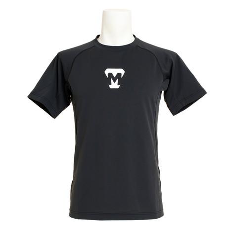 美津和タイガー mitsuwa-tiger Tシャツ バックプリント ショートスリーブTシャツ 直輸入品激安 MT7GSA11-090 スポーツ 野球 メンズ ウェア 一般 SALENEW大人気