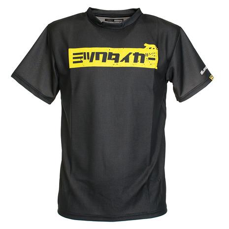 美津和タイガー 激安通販販売 mitsuwa-tiger Tシャツ メンズ プリント 半袖Tシャツ スポーツ 一般 予約販売品 野球 ウェア MT7HSA67-090