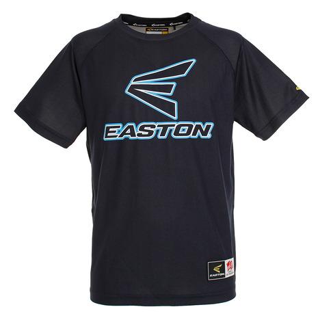イーストン EASTON Tシャツ メンズ BIG 好評 E 代引き不可 EA7HSA14-048 スポーツ 野球 一般 半袖Tシャツ ウェア