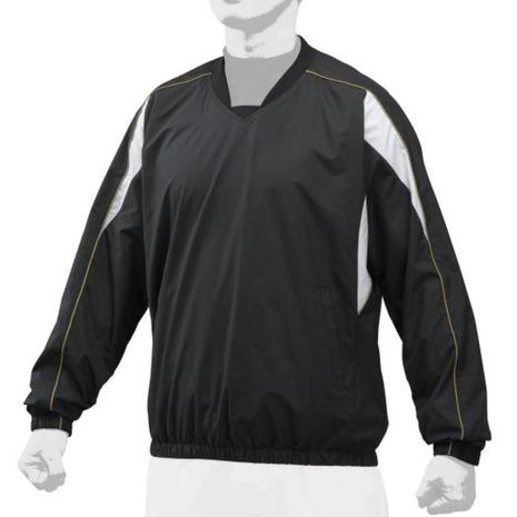ミズノ 海外 MIZUNO Vネックジャケット 12JE9V3309 バーゲンセール