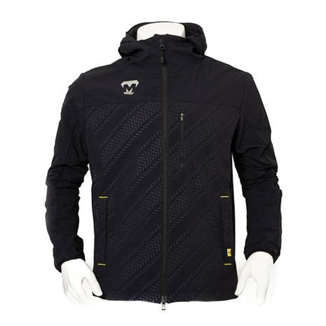 美津和タイガー mitsuwa-tiger ストレッチウーブンフードジャケット MT7GSA17090 情熱セール 10%OFF
