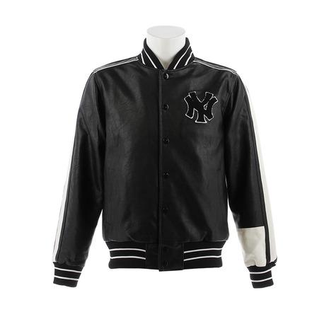 MJ・MLB スタジアムジャケット MM23-NY-8F07-BK (Men's)