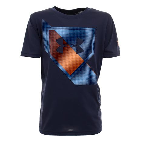 アンダーアーマー UNDER ARMOUR ボーイズ 本日の目玉 送料無料限定セール中 テック 半袖Tシャツ 1355296 スポーツ 野球 MDN キッズ ウェア BB ジュニア