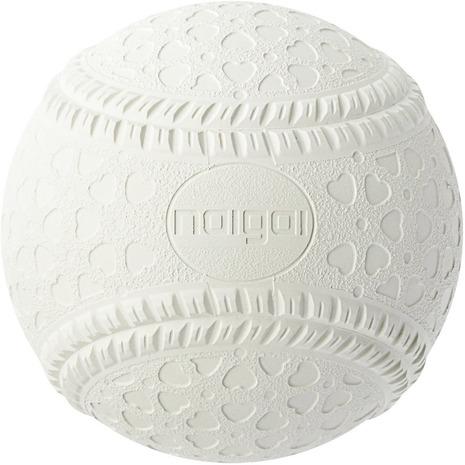 スーパースポーツゼビオ市場店 ナイガイゴム 野球小物 野球ボール お中元 軟式試合球 大規模セール 内外ゴム メンズ M1HNEW キッズ 1個 自主練 M号