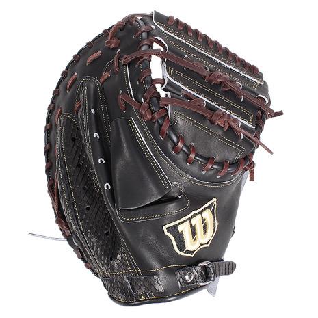 ウイルソン(WILLSON) ソフトボール用グラブ The Wannabe Hero 捕手/一塁手兼用 3SZ WTASWR3SZ90 (Men's)