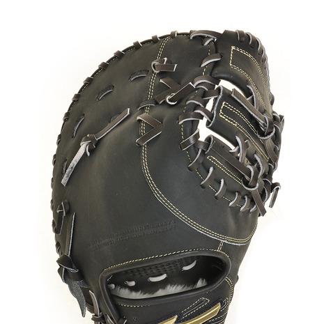 ミズノ(MIZUNO) ソフトボール用 グローバルエリート Hselection02 捕手/一塁手兼用 1AJCS18310 09 (Men's、Lady's、Jr)