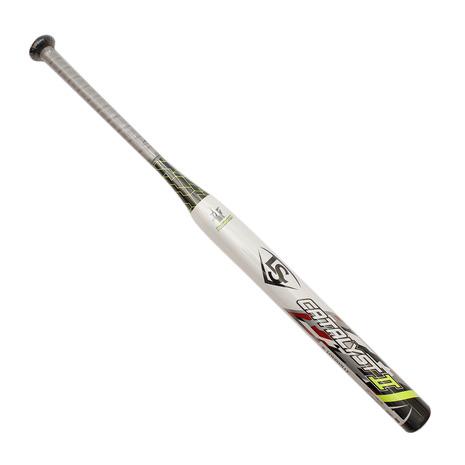 ルイスビルスラッガー ソフトボール用バット カタリスト2 TI 80cm/600g平均 WTLJYS18M8060 (Men's、Lady's、Jr)