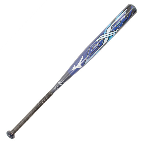 ミズノ(MIZUNO) ソフトボール バット ソフトボール用FRP製バット 3号 AX4 84cm/平均680g 1CJFS31284 2714 付属品:A (Men's、Lady's)