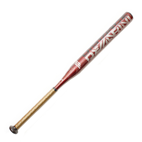 ウイルソン(WILLSON) ジュニア ソフトボール用バット ディスタンス ゴム2号 76cm/570g平均 WTDXJSRDJ7657 (Jr)
