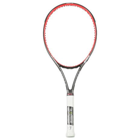 プリンス(PRINCE) 硬式用テニスラケット ビースト チーム 100 290g 7TJ070 BK/RD (Men's、Lady's、Jr)