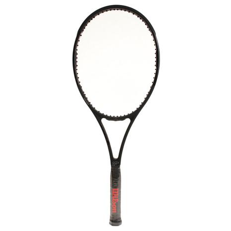 ウイルソン(WILLSON) 硬式テニス ラケット 2019 PRO STAFF RF97 AUTOGRAPH BLACK in BLACK WRT73141S 【国内正規品】 (Men's、Lady's、Jr)
