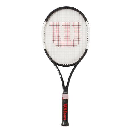 ウイルソン(WILLSON) 硬式用テニスラケット PRO STAFF 26 ラケット WRT534500 (Men's、Lady's、Jr)
