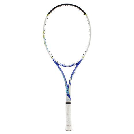 ミズノ(MIZUNO) 【多少の傷、汚れにつき処分価格で大奉仕、売り切れご容赦!】軟式用テニスラケット DeepImpact 700 63JTN65714 (Men's、Lady's)