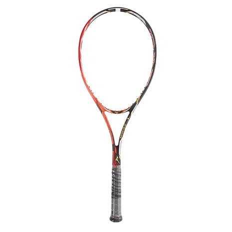 ミズノ(MIZUNO) 軟式用テニスラケット ジスト T-ZERO 63JTN73162 (Men's、Lady's、Jr)