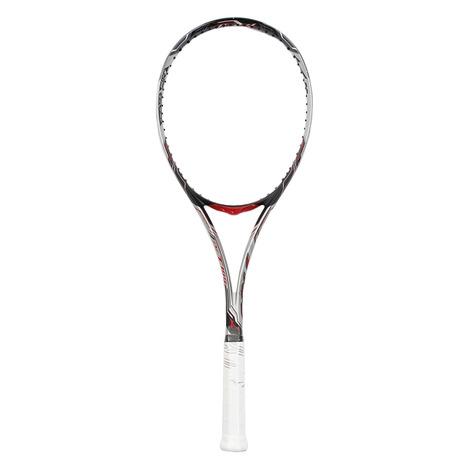 ミズノ(MIZUNO) 軟式用テニスラケット DI-T100 63JTN84303 (Men's、Lady's)