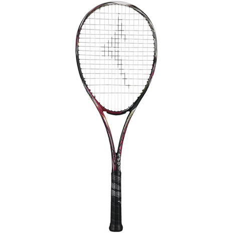 ミズノ(MIZUNO) 軟式用テニスラケット SCUD 05-R 63JTN95564 (Men's、Lady's)