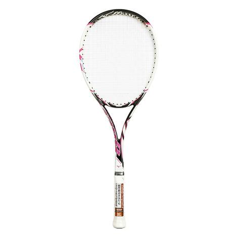 ミズノ(MIZUNO) 【多少の傷、汚れにつき処分価格で大奉仕、売り切れご容赦!】軟式用テニスラケット ディープインパクト 700(DeepImpact 700) オールラウンド用 63JTN65709 00AUG (Men's、Lady's、Jr)