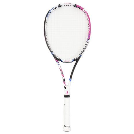 スリクソン(SRIXON) 軟式用テニスラケット 18 スリクソン F 700 SR11803WHPK (Men's、Lady's、Jr)