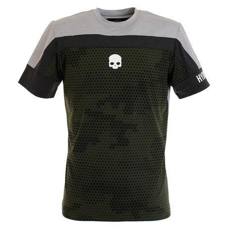 ハイドロゲン(HYDROGEN) TSHIRT CAMO T00126 Tシャツ Tシャツ T00126 GREEN GREEN (Men's), 多良間村:018e4ae4 --- sunward.msk.ru