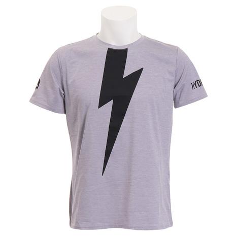ハイドロゲン(HYDROGEN) サンダーボルト テク Tシャツ テク T00086 T00086 GREY GREY (Men's), MI工房:bca390fb --- sunward.msk.ru