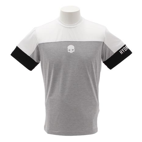 ハイドロゲン(HYDROGEN) テク Tシャツ T00074GY/WT (Men's)