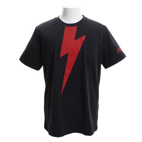ハイドロゲン(HYDROGEN) TECH T-BOLT Tシャツ T00086BLACK (Men's)