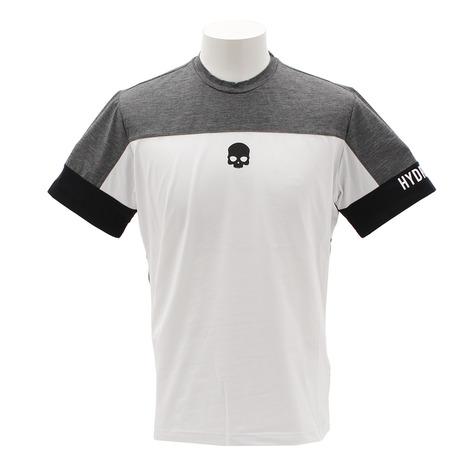 ハイドロゲン(HYDROGEN) テク Tシャツ T00074WT/AM (Men's)