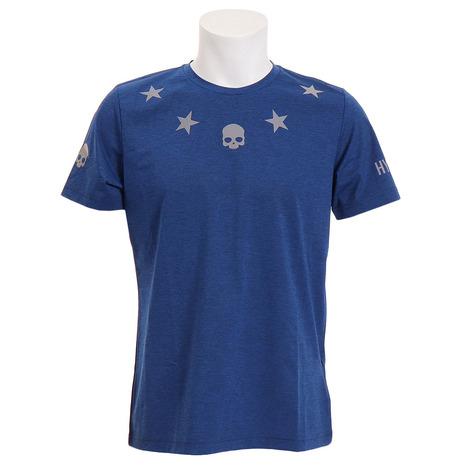 ハイドロゲン(HYDROGEN) TECH Tシャツ STAR TECH T00121 Tシャツ BLUE T00121 (Men's), 柳田村:0db04e7c --- officewill.xsrv.jp