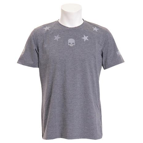ハイドロゲン(HYDROGEN) (Men's) テク GREY スター Tシャツ T00121 GREY Tシャツ (Men's), monolog:1e8e3fd5 --- sunward.msk.ru