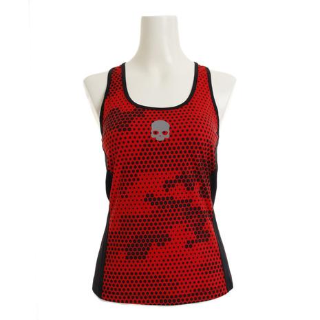 ハイドロゲン(HYDROGEN) TECH CAMO CAMO タンクトップ TECH T01003 (Lady's) RED (Lady's), アビライトショップ:0751344c --- sunward.msk.ru