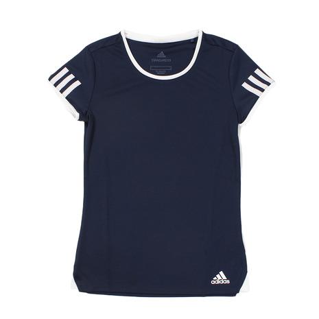 スーパースポーツゼビオ市場店 レディーステニスウエア アディダス いよいよ人気ブランド adidas ジュニア TENNIS Tシャツ FUC77-DU2466 贈答品 CLUB キッズ GIRLS