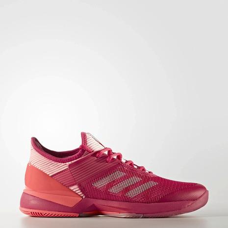 アディダス(adidas) 【多少の傷汚れ箱なし等訳あり大奉仕】オールコート用 ubersonic 3 w AC BY1616 (Lady's)